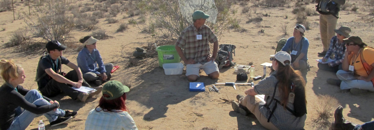 Introductory Course - Desert Tortoise Council